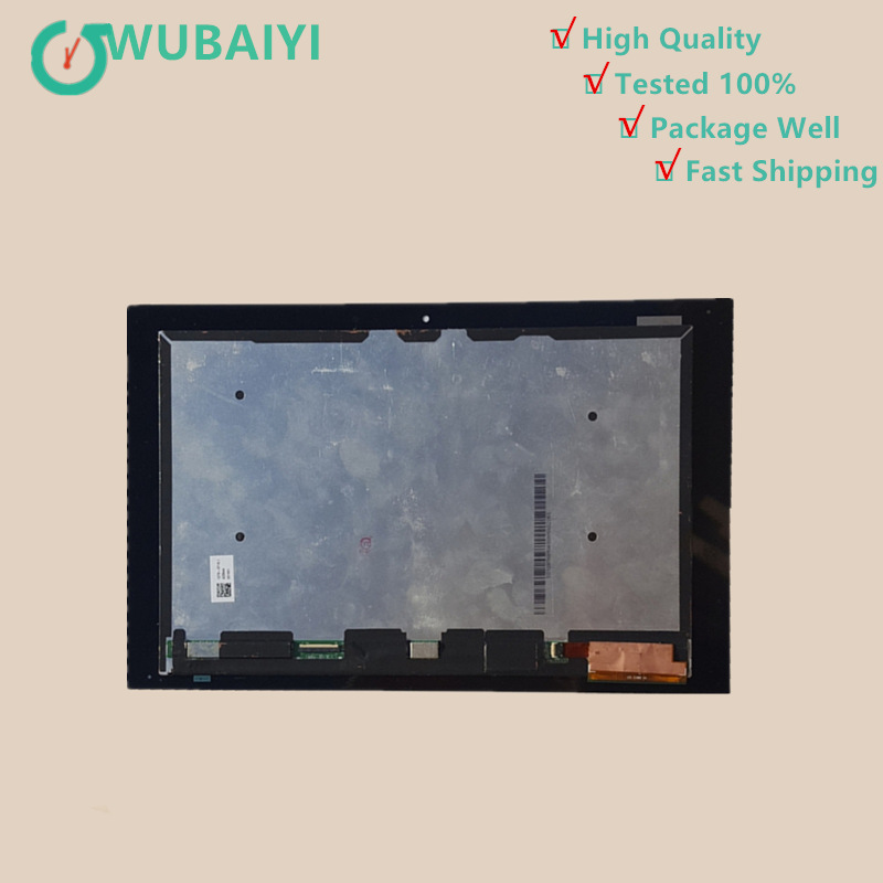 For Sony Tablet Xperia Z2 SGP511 SGP512 SGP521 SGP541 LCD display with touch screen assembly free shipping high quality lcd display touch screen assembly for sony xperia z2 tablet 10 1inch replacement part for sony z2 tablet lcd screen