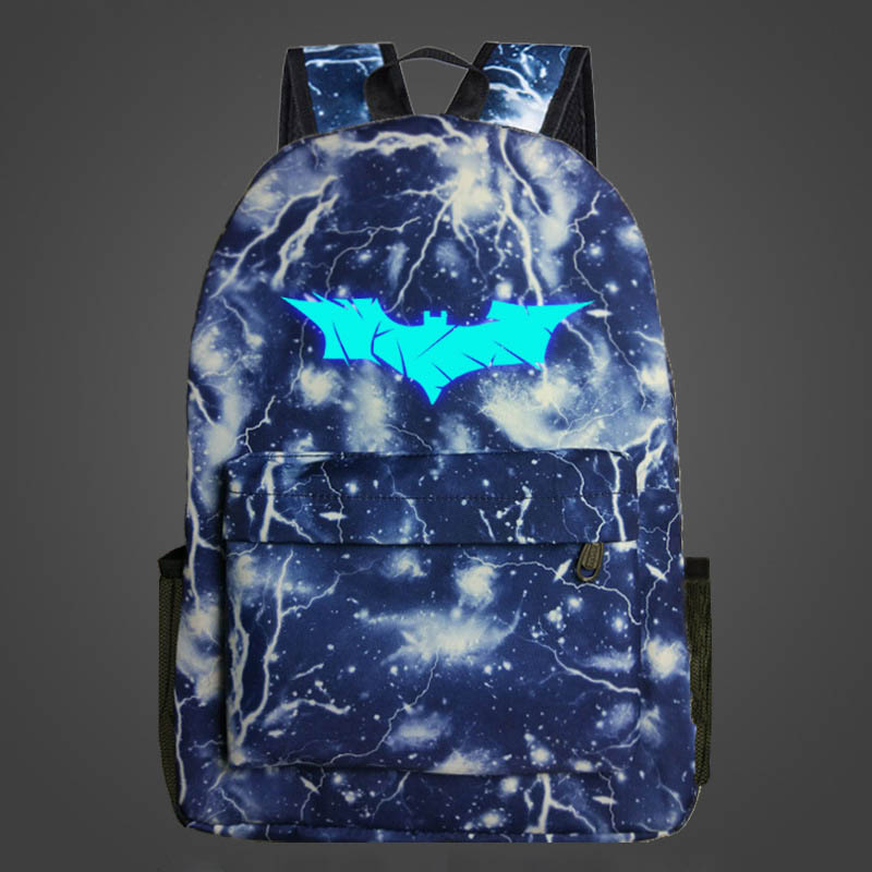 Luminous Backpack For Teenage Girls Boys School Backpacks Mochila Kids Best Gift Children School Bags