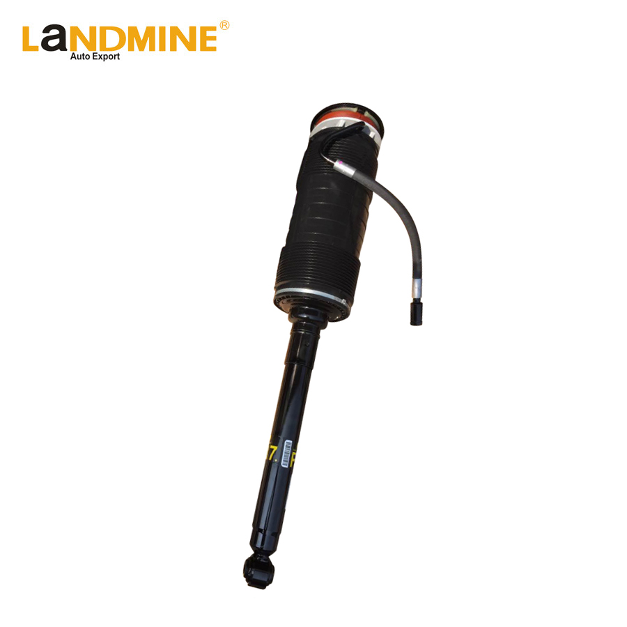 Mercedes W221 W216 Rear Right ABC Hydraulic Suspension Shock Absorber Strut Ride Assembly 2213200413 2213200413