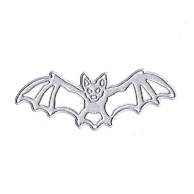 <font><b>Halloween</b></font> Bat Metal Cutting <font><b>Dies</b></font> Stencil DIY Scrapbooking Album <font><b>Stamp</b></font> Paper Card Embossing Crafts Decor image