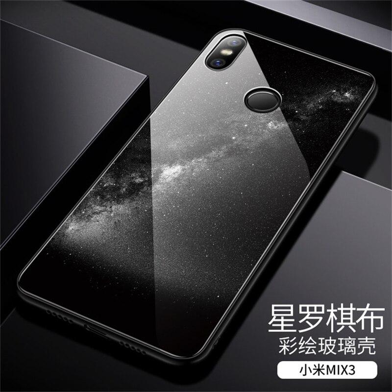 Aixuan Glass Case For Xiaomi Mi Mix 3 (13)