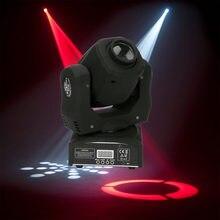 Foco de luz LED con cabezal móvil, lámparas con cabezales móviles de 60W y 60W, Super brillante, foco LED para DJ, foco LED para DJ de EE. UU.