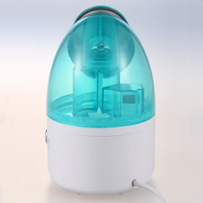 Vapeur Facial de brume fraîche de couleur verte pour le vaporisateur Facial hydratant de peau pour le pulvérisateur de peau de nettoyage - 5
