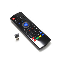 Double Faced 2 4G Computer Universal HTPC Android TV Box Fly Mouse Remote Control Wireless Air