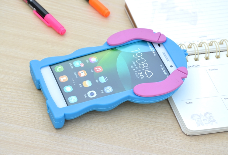 custodia huawei g play mini silicone