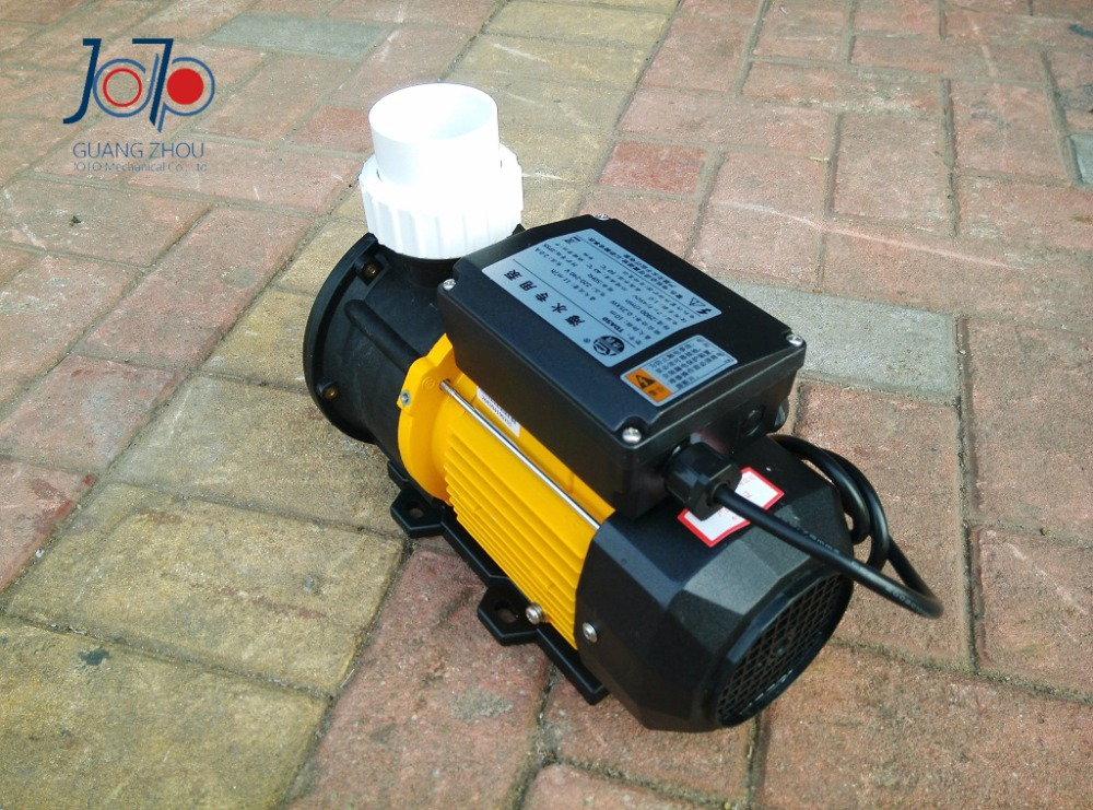 TDA120 900W/1.2hp 220V~240V Whirlpool SPA Circulation Pump Hot Bathtub Swimming Pool Centrifugal Pump