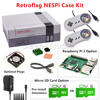NESPi Case Retroflag Kit With Cooling Fan 2 Pcs SNES Controllers Optional 16G 32G Micro SD