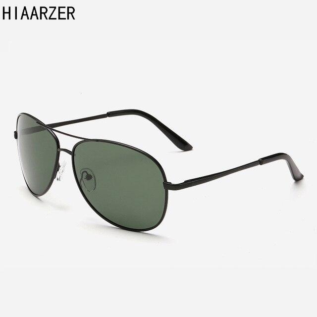 sunglasses men polarized Luxury pilot sunglasses coating