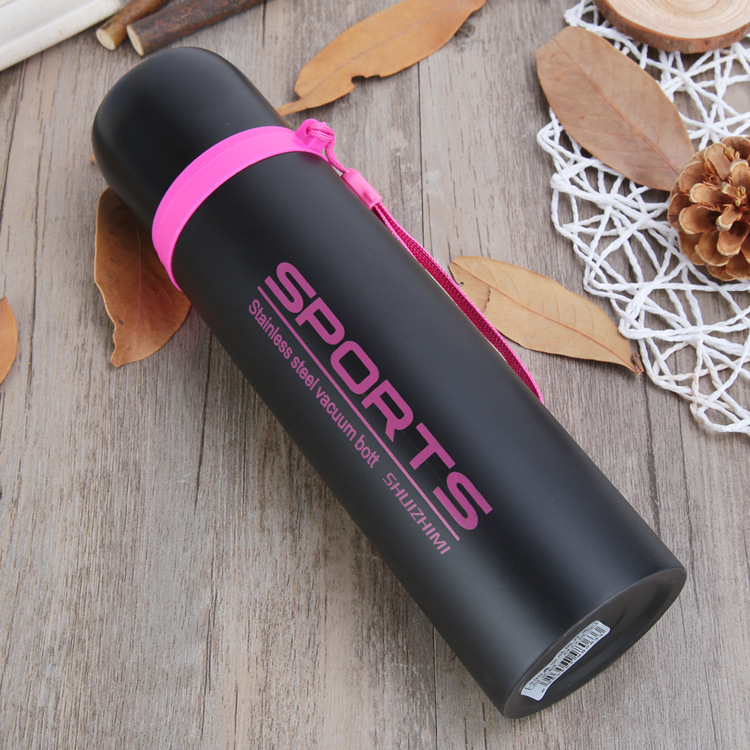 300Ml 480ML Hot Water Thermos Tea Vacuum Flask With Filter Stainless Steel Sport Thermal Cup Coffee Tea Bottle Office Business