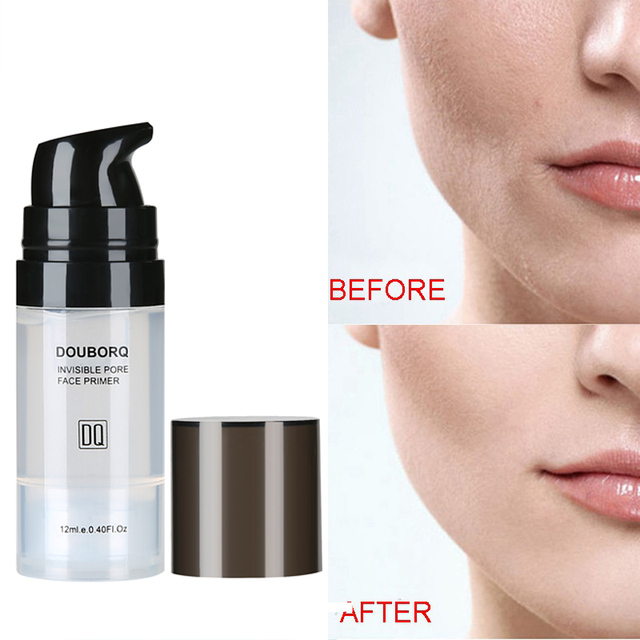 Makeup Face Primer Base Natural Matte Make Up Foundation Primer Pores Invisible Prolong Facial Oil-control Cosmetic 4