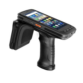 Qctacore Android 8.1  Rugged PDA Device UHF RFID Impinj Indy R2000 IP67 Handheld UHF RFID Reader with 3G RAM 32G ROM