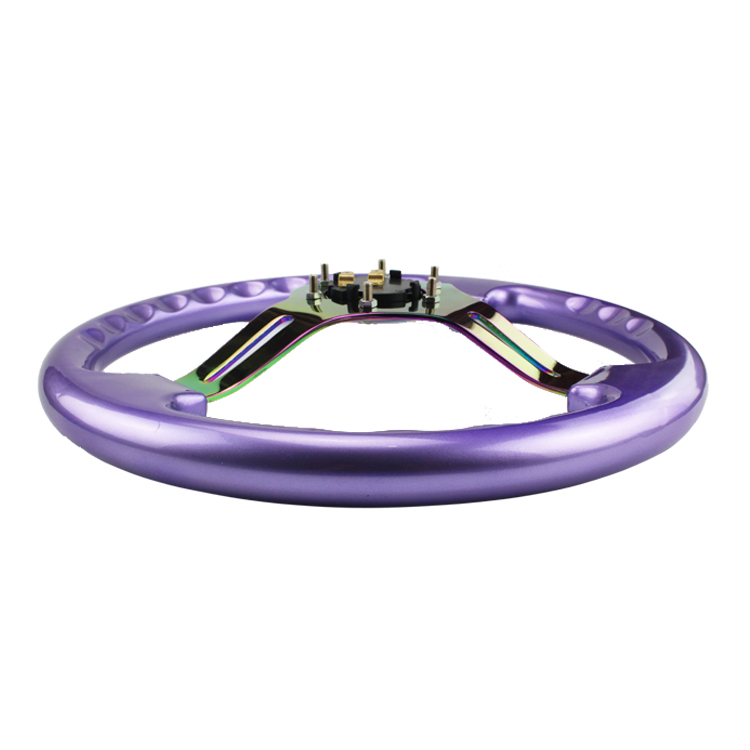 Neo Chrome New 350mm 14inch Volant ABS - Pièces auto - Photo 5
