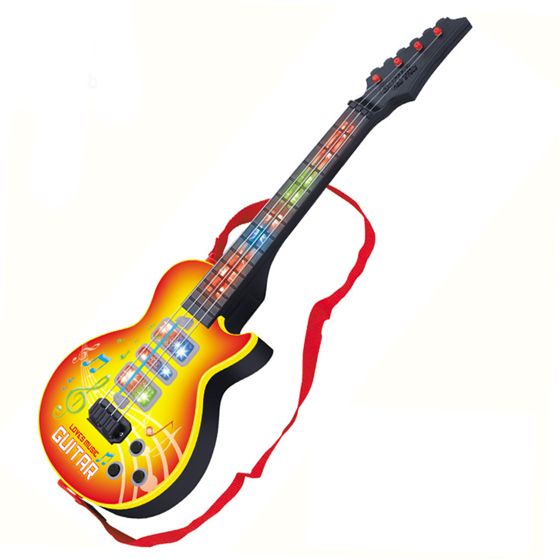 Hiqh-Quality-4-Strings-Music-Electric-Guitar-Kids-Musical-Instruments-Educational-Toys-For-Children-juguetes-As-New-Year-Gift-2