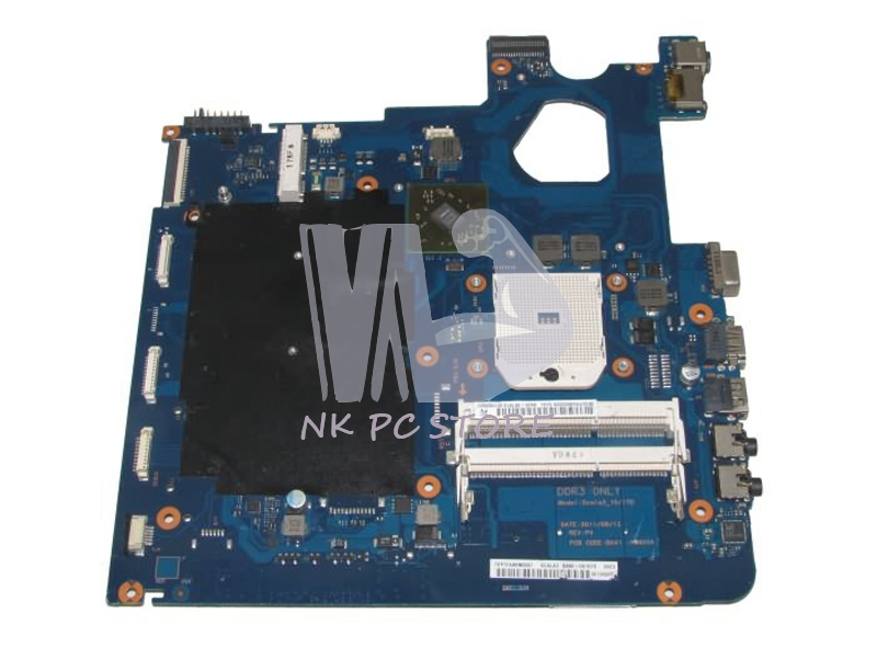 BA92-08197A BA92-08197B Main Board For Samsung NP305E4A 305E5A 305E7A Laptop Motherboard DDR3 Socket fs1 with Graphics chipset cacharel amor gardens