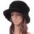 Mujeres Caps Sombrero de La Nueva Manera 2016 Negro/Rojo Color Sólido Sombreros Casuales tapa De Diseño Floral de la Muchacha Adulta Femenina Visera Para Las Mujeres de Invierno