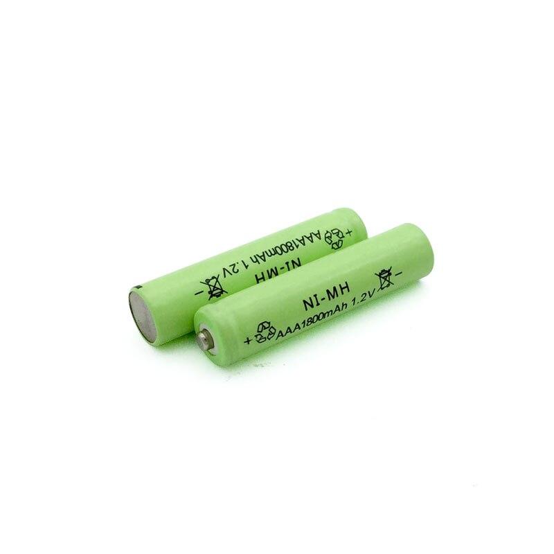 Baterias Recarregáveis 20x 3a neutral bateria ni-mh Color : Green