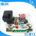 Solt game kits with the 6X PCB, Coinhopper, coin acceptor, buttons, harness. etc for casino slot game machine
