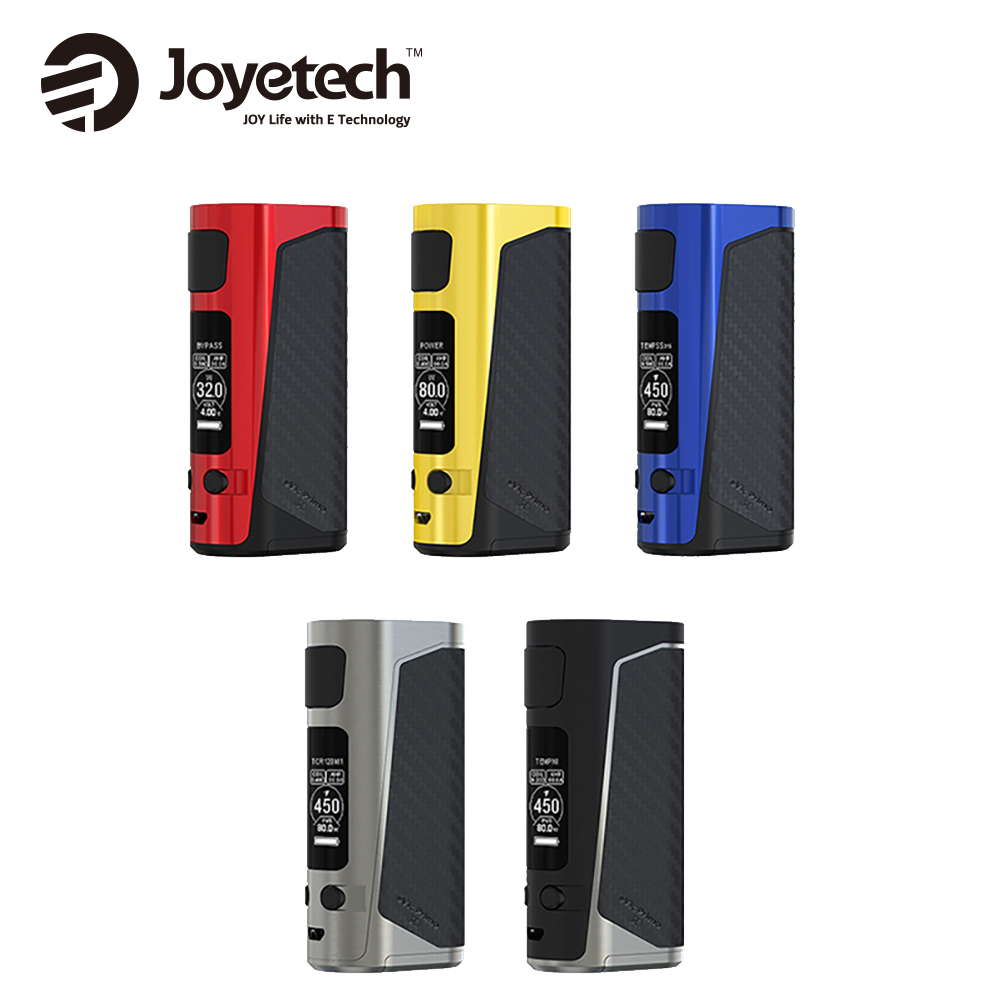 Original 80W Joyetech EVic Primo SE TC MOD Powered By 18650 Battery E Cig EVic Primo SE TC MOD Box Mod Fit ProCore SE Atomizer