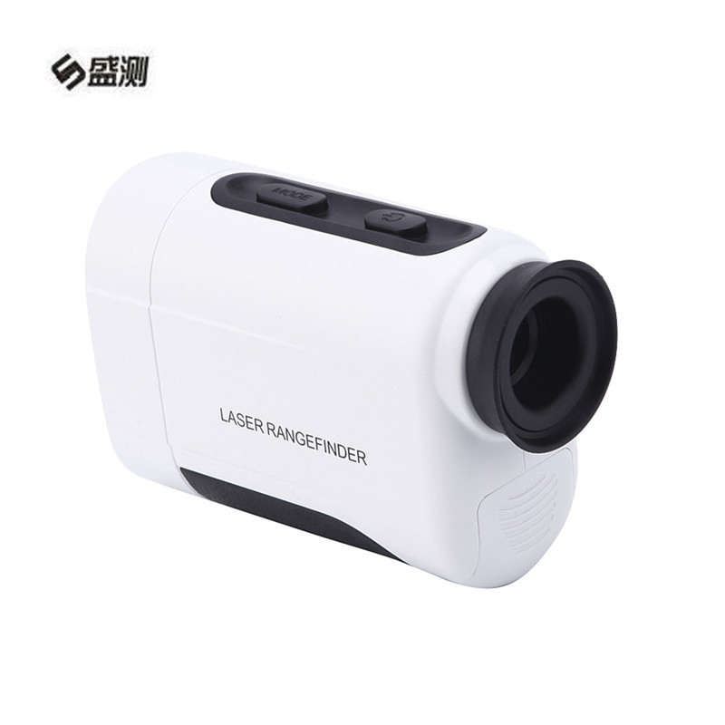 New 600m 6X Telescope Laser Rangefinder Laser Distance Meter Handheld Monocular Golf Hunting Range Finder D1037 ziyouhu new hunting monocular telescope 6x25 golf laser range distance meter speed rangefinder 600m range finder for golf sport
