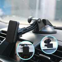 Car Mount Holder Windshield Dashboard Universal Car Mobile Phone For IPhone 7 Plus 7 6S Samsung
