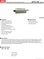 (Only 11.11)MEAN WELL original APC 8E 500 (12Pcs) 16V 500mA meanwell APC 8E 16V 8W Single Output LED Switching Power Supply
