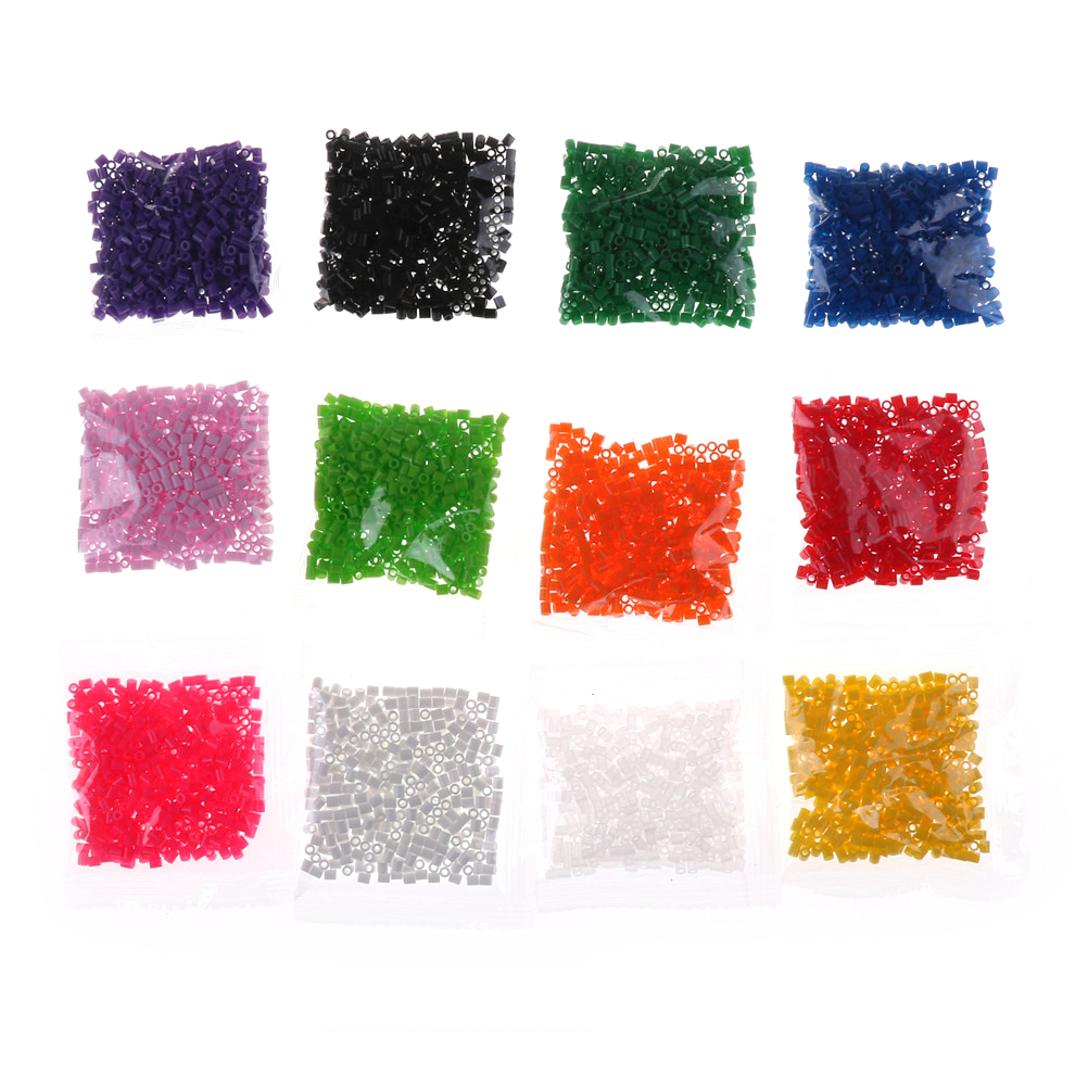 2018 10pcs New Reusable Thermostability Iron Paper For Perler Beads Hama Beads Fuse Beads Oct23_a Model Building Kits