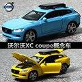 1:32 Высокая Моделирования Изысканные Коллекции Игрушки Стайлинга Автомобилей Volvo XC Купе Модель Сплава Автомобиля Модель Форсаж
