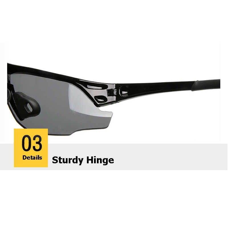 Chống uv Cycling Đàn Ông Phụ Nữ Kính Đạp Bike Kính Xe Đạp Ngoài Trời Thể Thao MTB Goggles Sunglasses Eyewear Cận Thị Khung AC0171