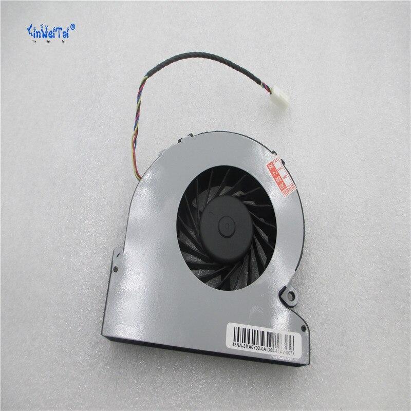 For Dell Inspiron One 2320 Cooling Fan BUB0812DD -BA1C BASB1120R2U 03WY43 3WY43 3WY43-A00 in Computers