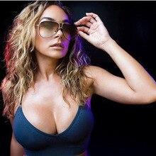2017 New Brand Designer Men Aviator Sunglasses Women Alloy Pilot Vintage Glasses Retro Classic Lunettes De Soleil Gafas Alloy