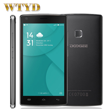 DOOGEE X5 X5 X5 MAX MAX PRO ROM 8 ГБ + RAM 1 ГБ 3 Г батареи 360 Градусов Отпечатков Пальцев 5.0 »Android 6.0 MTK6580 Quad Core 1.3 ГГц