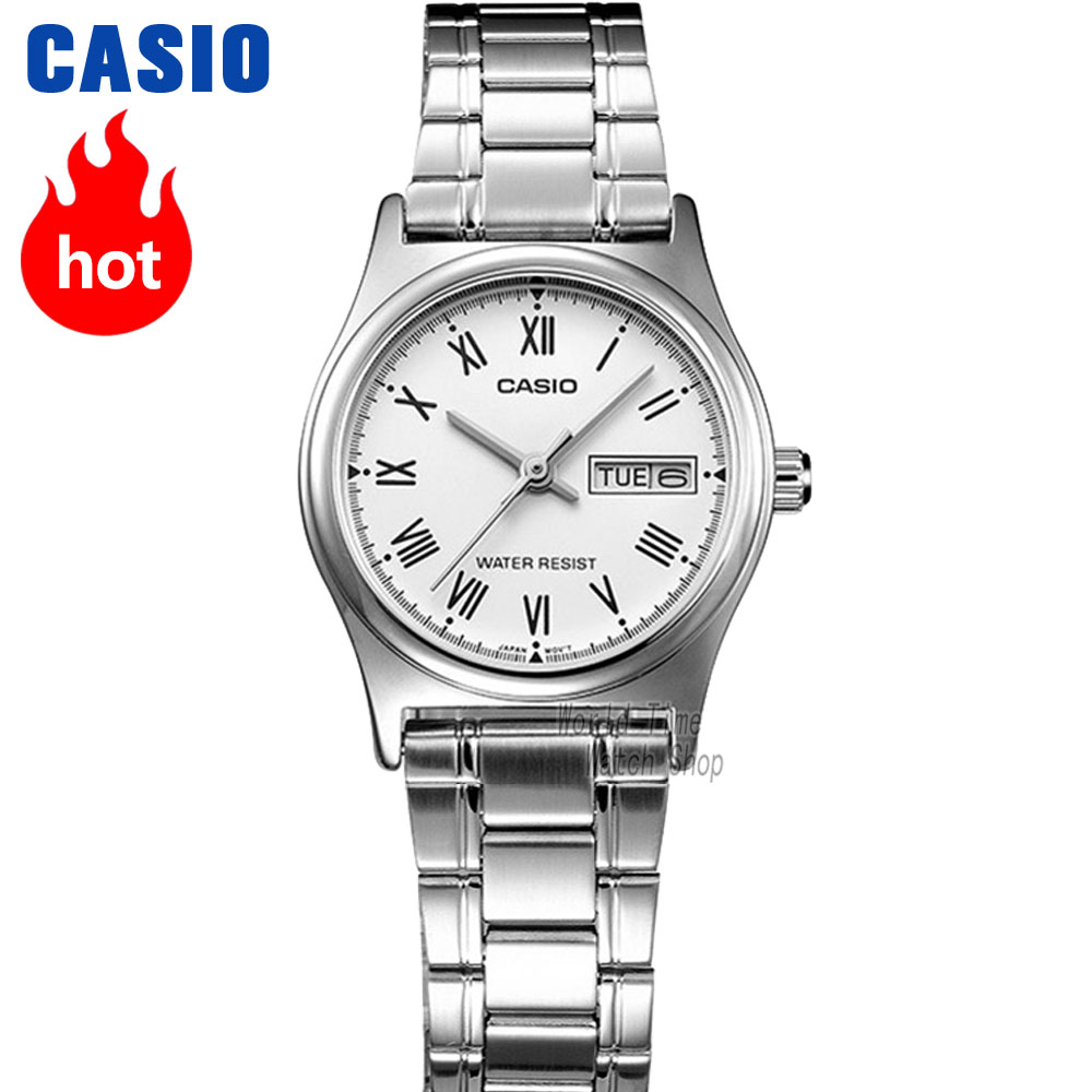 Casio watch women watches top brand luxury set Waterproof Quartz watch women ladies Gifts Clock luminous Sport watch reloj mujer-in Women's Watches from Watches    1