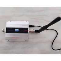 LCD Display Indoor Antenna Cell Phone Mini GSM900mhz Signal Booster Mobile Phone GSM Signal Repeater Signal