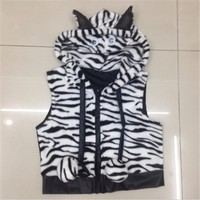 Black Ladies Queen Halloween Womens Animal Tiger Grain Cosplay Leopard Costume Lace Up Top With Boning