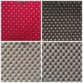 Mesh fabric for automobiles manufacturers supply the sandwich mesh cloth Cushion, automotive supplies, etc. diy material