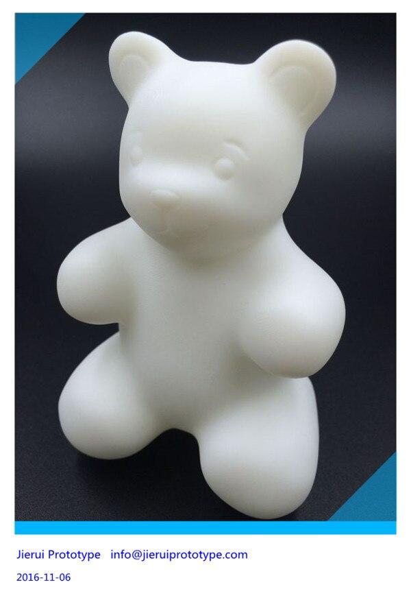 Haute surface polonaise prototypes dessin animé chiffres prototype 3d service d'impression produits bon marché de chine