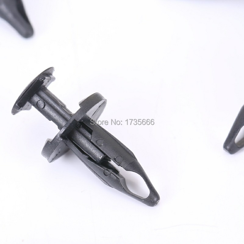 50x Body Side /& Wheel Opening Moulding Clip Retainer For GM Chevrolet for Buick