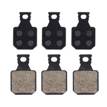 10 Pairs Bicycle Semi - Metallic DISC BRAKE PADS For Magura M5 M7 MT5 MT7 MT Trail SH901(China)