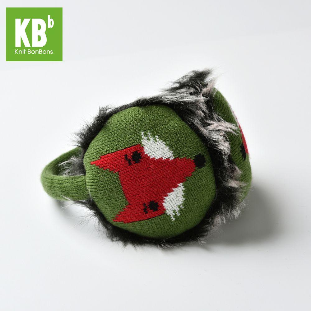 2017 KBB Spring Winter Kawaii Yarn Knit anime Faux Fur Greens