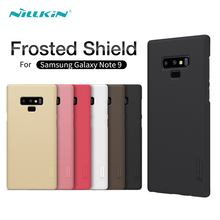 For Samsung Galaxy Note 9 Case NILLKIN Super Frosted Shield Matte Hard PC Back Cases For Samsung Galaxy Note 9 Phone Back Covers стоимость