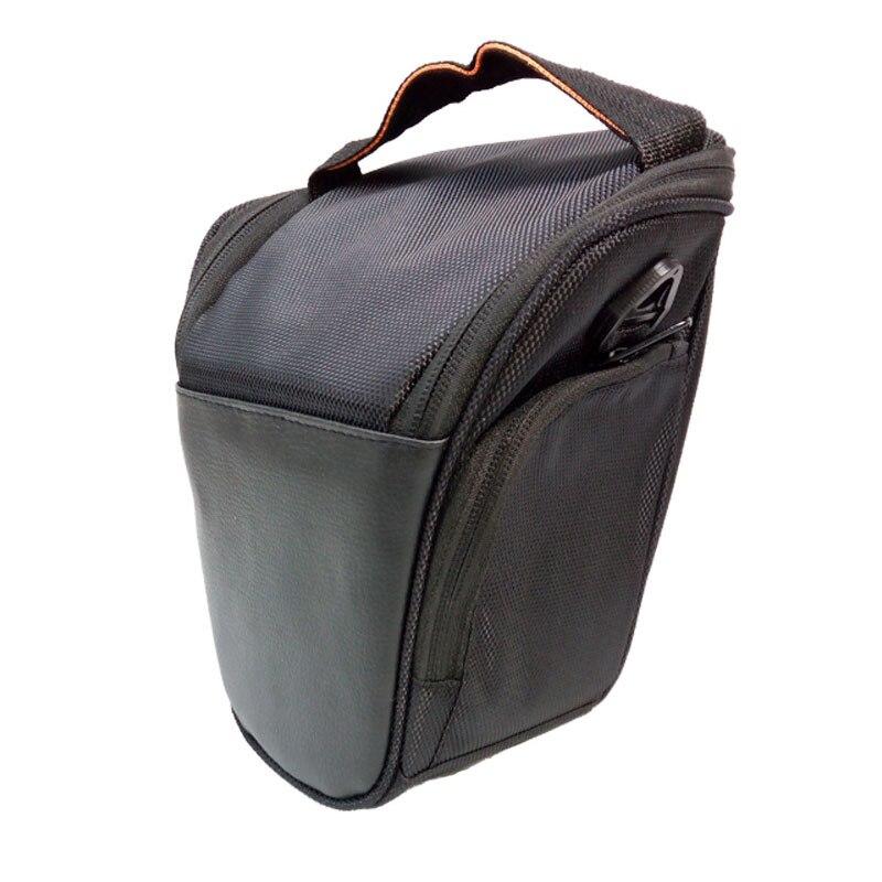 New Waterproof Digital Camera Case Shoulder Black Bag For Nikon SLR DSLR Cameras with Shoulder Strap in Camera Video Bags from Consumer Electronics