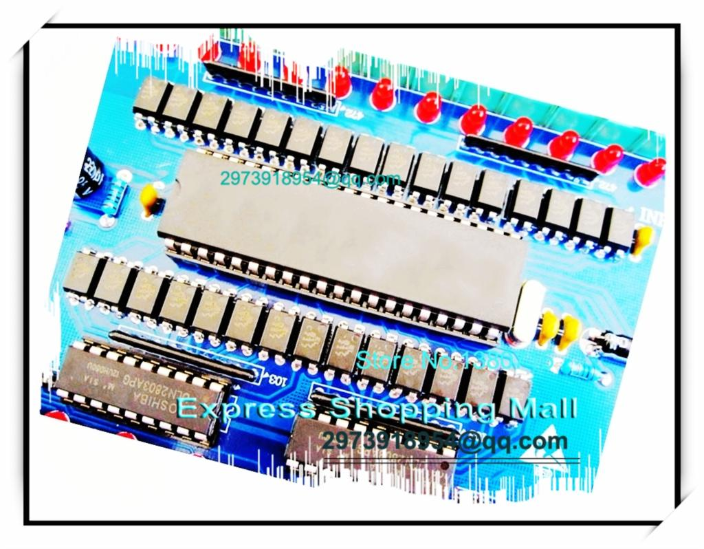 ФОТО NEW 30MR Single board PLC 16 input point & 14 output point