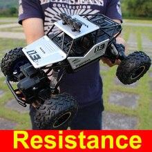 1:16 4WD rc автомобили сплава Скорость 2.4 г радио Управление RC Cars игрушки багги 2017 High Speed грузовиков Off- грузовых автомобилей игрушки для Детский подарок