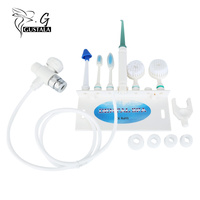 Gustala High Quality Dental Water Flosser Oral Irrigator SPA Toothbrush Water Jet Face Cleansing Instrument Nasal