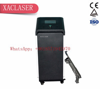 XAClaser Handheld rust removel laser cleaning machine for Precision electronic components with best price