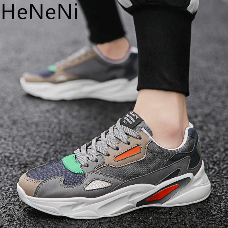 1d0f9718986f Detail Feedback Questions about Men shoes NEW West Fashion mesh Light  Breathable Men Casual shoes Men sneakers zapatos hombre Dad Men shoes Size  39 44 on ...