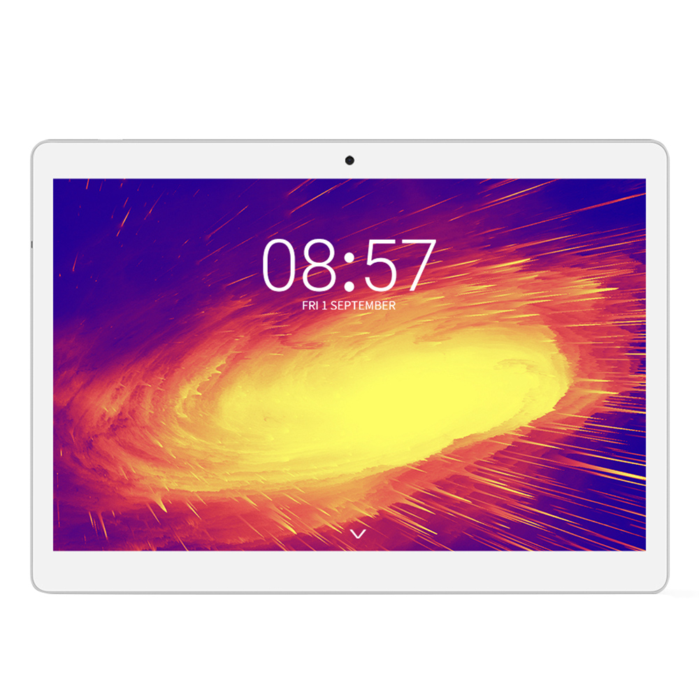 NEW ALLDOCUBE M5 4G phablet 10.1 '' 8.0 Android MTK X20 Deca Kärn 4GB 64GB 5MP + dubbla kameror Bluetooth WiFi Double 4.2 Tablet PC