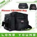 BUBM  Professional dj bag for Pioneer cdj2000 cdj900 cdk850 dj controller   dj cd Player Bags  audio case  side bag