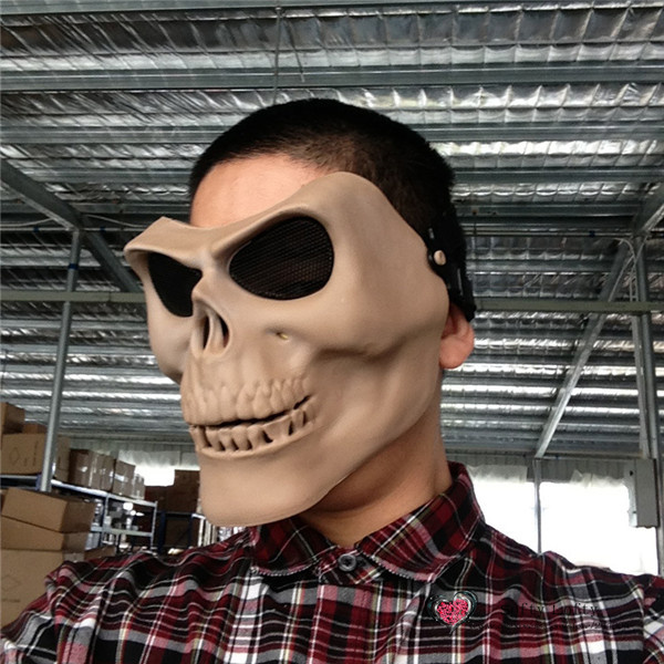 CS Soldiers Mask Protection 3 colors - Khaki 3