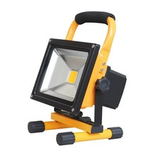 LED Rechargeable Flood Light 220 V 50 W 30 W 20 W Flood Light Waterproof IP65 Reflector Outdoor Camping Emergency Light